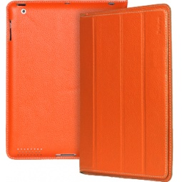фото Чехол для iPad Mini Yoobao iFashion Leather Case. Цвет: оранжевый