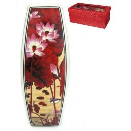 Купить Ваза Elan Gallery «Цветок лотоса» 501909