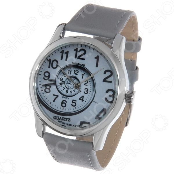 все цены на Часы наручные Mitya Veselkov «Спираль времени» онлайн