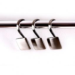 Купить Крючки для штор в ванную White Fox WBHO24-117