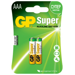 фото Элемент питания GP Batteries 24A-CR2