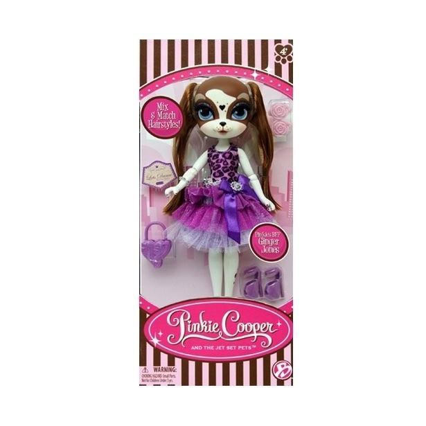 фото Кукла коллекционная Bright Starts Джинджер Джонс
