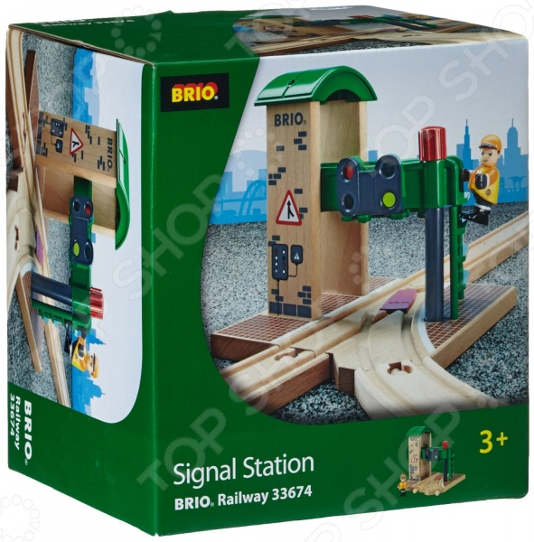 Сигнальная станция Brio 33674