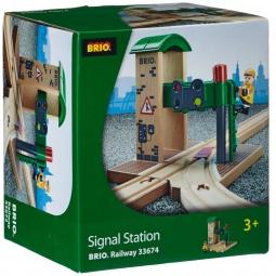 Купить Сигнальная станция Brio 33674