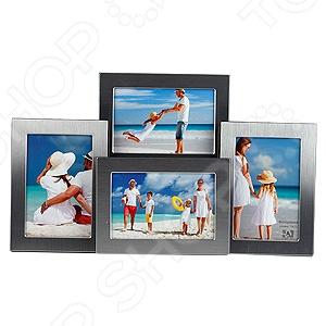Набор фоторамок Image Art 6018/4-4S