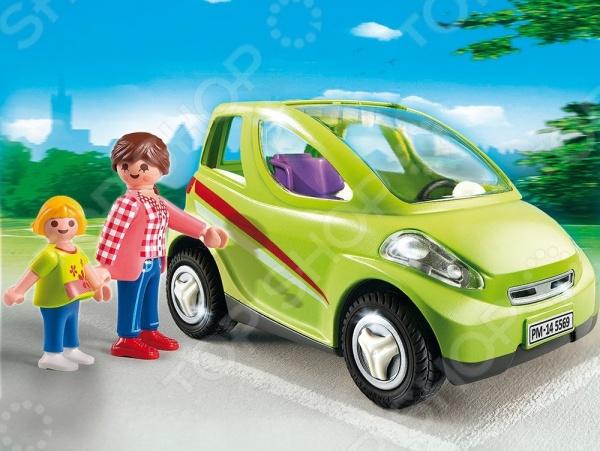 Конструктор игровой Playmobil 5569pm «Детский сад: Городской автомобиль»