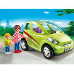 фото Конструктор игровой Playmobil «Детский сад: Городской автомобиль»