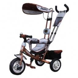 фото Велосипед трехколесный Moby Kids «Космо-2» 950-7