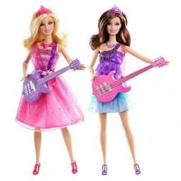 фото Кукла Mattel Принцесса и Поп-звезда