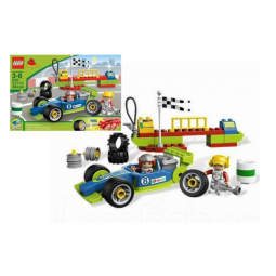 фото Конструктор LEGO Быстрый пит-стоп