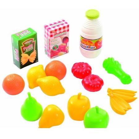 Купить Игровой набор: сетка с продуктами Ecoiffier 951. В ассортименте