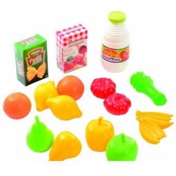 фото Игровой набор: сетка с продуктами Ecoiffier 951. В ассортименте