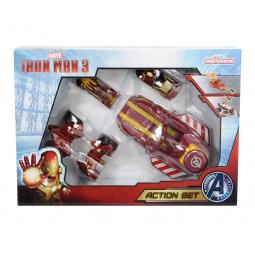 Купить Набор машинок игрушечных Majorette «Железный человек»