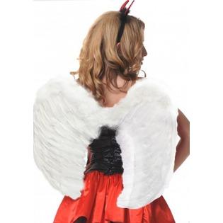 Купить Крылья карнавальные Accessories «Ангельские»