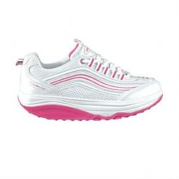 фото Кроссовки Walkmaxx женские. Цвет: бело-розовый. Размер: 40