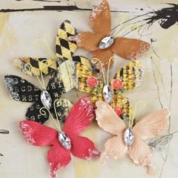 Купить Бабочки бумажные Prima Marketing PM-562311