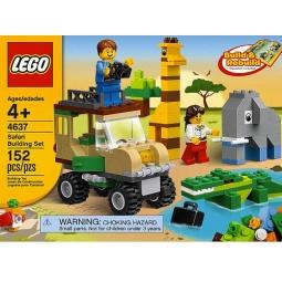 фото Конструктор LEGO Строительный набор Сафари