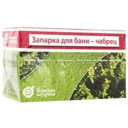 Купить Запарка для бани Банные штучки «Трава чабреца»