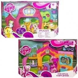 фото Набор игровой для девочек Hasbro Пони 59406. В ассортименте