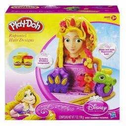 фото Набор пластилина Play-Doh Волосы Рапунцель