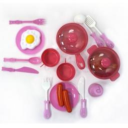 фото Игровой набор для девочки Maxitoys «Посуда»
