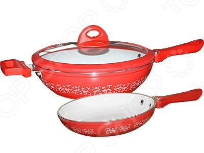 Набор посуды для готовки POMIDORO Primavera Belezza Set