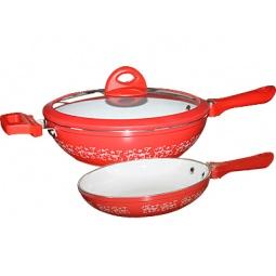 фото Набор посуды для готовки POMIDORO Primavera Belezza Set
