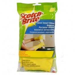 Купить Перчатки хозяйственные Scotch-Brite универсальные. В ассортименте
