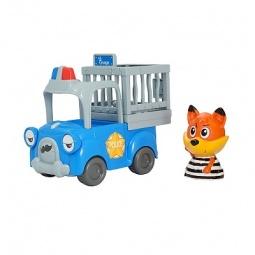 фото Набор развивающий для ребенка Ouaps «Полицейская машина Бани»