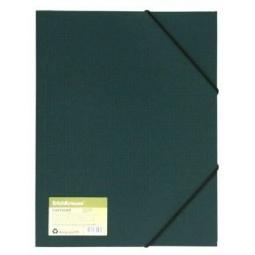 фото Папка для документов на резинке Erich Krause Eco 4. Цвет: зеленый