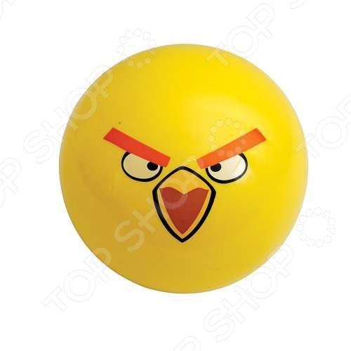 Мяч детский 1toy «Желтая птица» Т56962