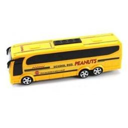 Купить Машинка инерционная Shantou Gepai «Автобус. Школьный»
