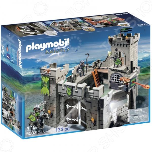Конструктор игровой Playmobil «Рыцари: Замок Рыцарей Волка»