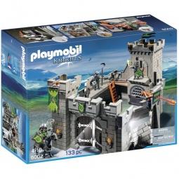фото Конструктор игровой Playmobil «Рыцари: Замок Рыцарей Волка»
