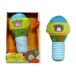 Купить Игрушка интерактивная плюшевая Bobbie & Friends «Радиомама»