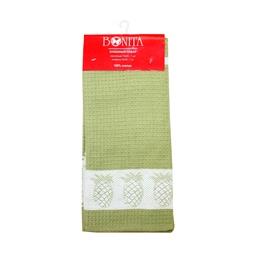 фото Комплект из полотенца и салфетки BONITA «Ананас»
