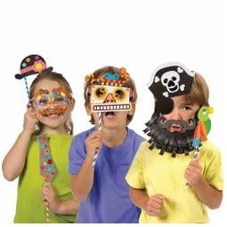 Купить Набор для создания забавных масок ALEX «Рассмеши меня»