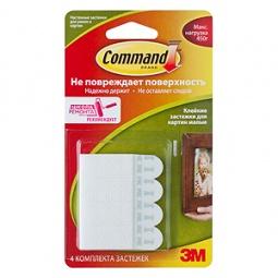Купить Набор крепежей-липучек Command 17202