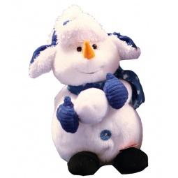 фото Мягкая игрушка музыкальная Star Trading «Снеговик»