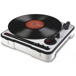 фото Проигрыватель USB портативный виниловый ION Audio MOBILE LP iPTUSB