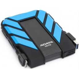 фото Внешний жесткий диск A-DATA HD710 500Gb. Цвет: синий