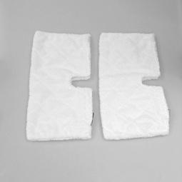 Купить Накладки на швабру текстильные Shark Steam Pocket Mop. 2 Standard Pockets: 2 шт.