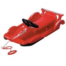 фото Санки Alpen Gaudi Race. Цвет: красный