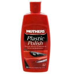 Купить Полироль-очиститель для пластиковых фар и деталей Mothers MS06208 Plastic Polish