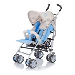 фото Коляска-трость Baby Care Polo. Цвет: голубой