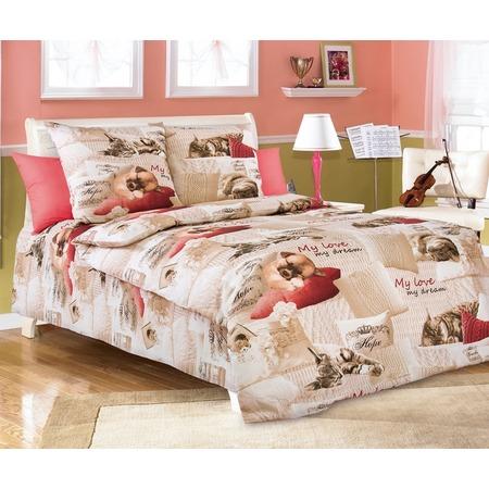 Купить Детский комплект постельного белья Бамбино «Милый друг»