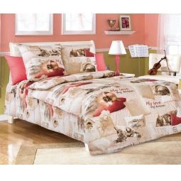 фото Детский комплект постельного белья Бамбино «Милый друг»