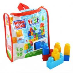 Купить Конструктор для малышей Mega Bloks «Учимся считать»