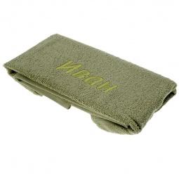 фото Полотенце подарочное с вышивкой TAC Иван. Цвет: зеленый
