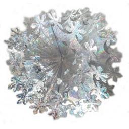 фото Подвес декоративный Новогодняя сказка «Снежинка» 972155